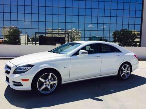 2012 Mercedes-Benz CLS for sale in Pensacola FL