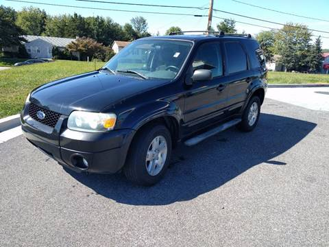 2007 Ford Escape for sale in North East, MD