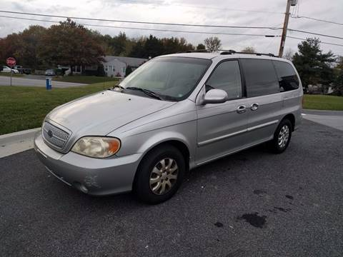 2004 Kia Sedona for sale in North East, MD