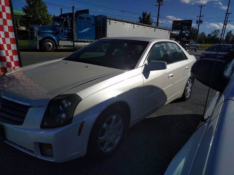 cadillac zion used waukegan cts silver sedan car sale antioch htm