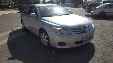 2011 Toyota Camry for sale in Costa Mesa CA