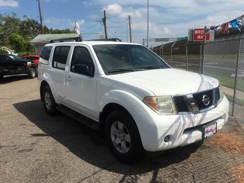 2006 Nissan Pathfinder for sale in Corpus Christi, TX