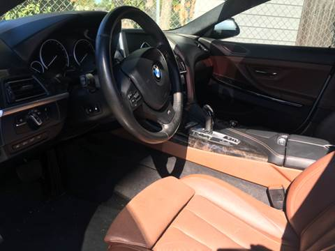 2013 BMW 6 Series for sale in Corpus Christi, TX