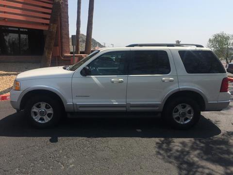 2002 Ford Explorer for sale in Phoenix AZ