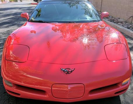 2001 Chevrolet Corvette for sale in Phoenix AZ