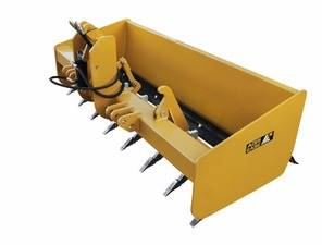 2017 Braber Equipment Box Blade 6ft. for sale at DirtWorx Equipment - Attachments in Woodland WA