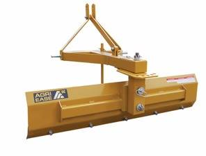 2017 Braber Equipment Rear Blades for sale at DirtWorx Equipment - Attachments in Woodland WA