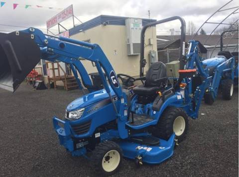2017 LS Tractor MT125-24.7HP for sale in Woodland, WA