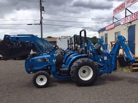 2017 LS Tractor XG3025-24.4HP