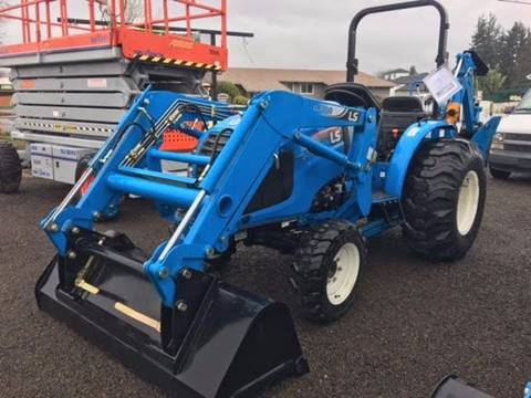 2017 LS Tractor XG3037-36.2HP for sale in Woodland, WA