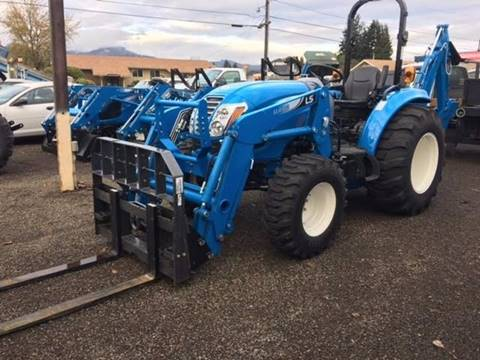 2017 LS Tractor XR4140-40HP for sale in Woodland, WA