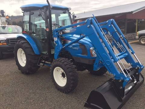 2020 LS Tractor XU6168CPS-68HP for sale at DirtWorx Equipment - LS Tractors in Woodland WA