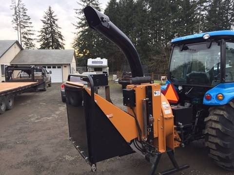 2017 Woods 8100 Chipper for sale in Woodland, WA