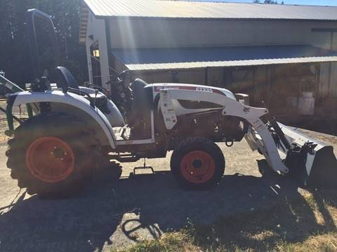 2013 Bobcat CT335SST for sale in Woodland WA