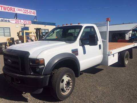 2008 Ford F-450 for sale in Woodland WA