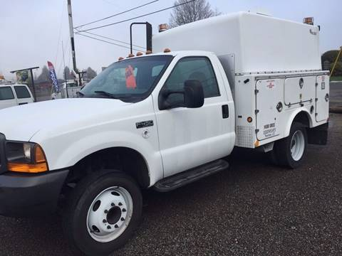 2000 Ford F-450 for sale in Woodland WA