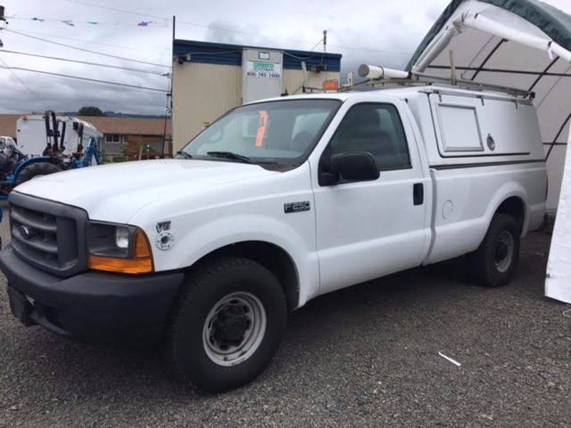 1999 Ford F-250 for sale at DirtWorx Equipment - Trucks in Woodland WA