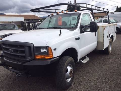 1999 Ford F-350 for sale in Woodland WA