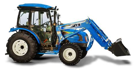 2020 LS Tractor XU6168C-68HP for sale at DirtWorx Equipment - LS Tractors in Woodland WA