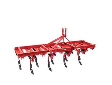 2017 Braber HD Spring Loaded Tine Cultivat