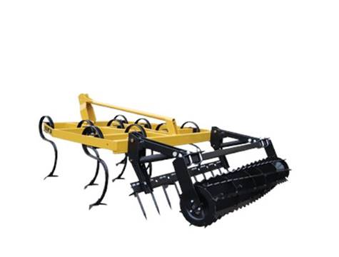 2017 Braber Cultivator soil conditioner