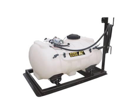 2018 Braber Skid Mount Sprayer for sale at DirtWorx Equipment - Attachments in Woodland WA