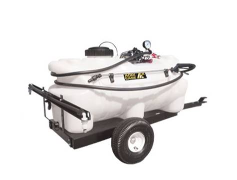 2018 Braber Trailer Sprayers for sale at DirtWorx Equipment - Attachments in Woodland WA