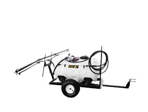 2018 Braber Trailer lawn sprayer for sale at DirtWorx Equipment - Attachments in Woodland WA