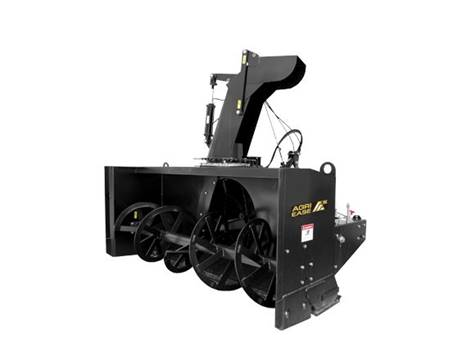 2018 Braber HD Snowblower for sale at DirtWorx Equipment - Attachments in Woodland WA