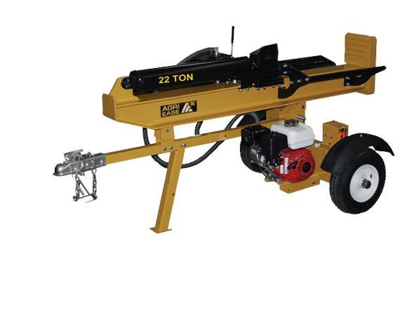 2018 Braber TOW-BEHIND LOGSPLITTER for sale at DirtWorx Equipment - Attachments in Woodland WA