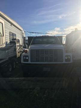 1996 GMC TOPKICK for sale at DirtWorx Equipment - Trucks in Woodland WA