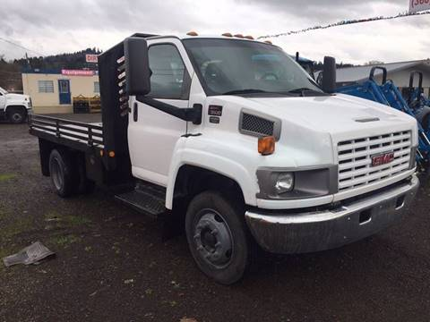 2007 GMC TOPKICK for sale in Woodland, WA