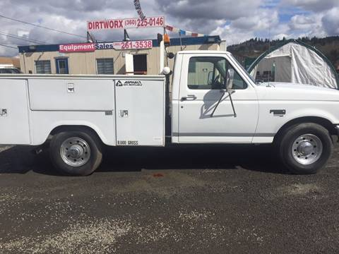 1997 Ford F-250 for sale at DirtWorx Equipment - Trucks in Woodland WA