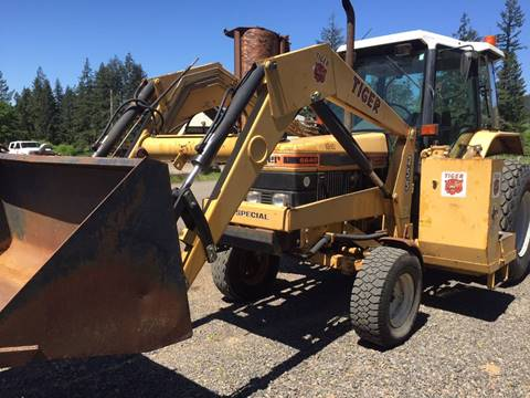1999 Ford / Tiger 6640 sl for sale at DirtWorx Equipment - Used Equipment in Woodland WA