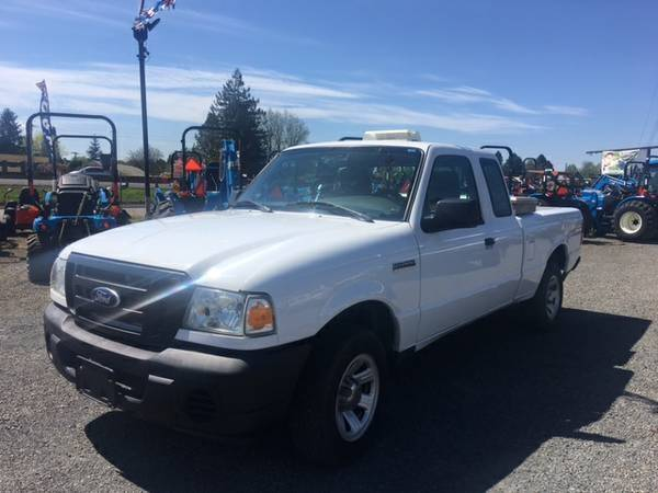 2011 Ford Ranger for sale at DirtWorx Equipment - Trucks in Woodland WA