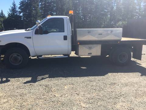1999 Ford F-350 Super Duty for sale at DirtWorx Equipment - Trucks in Woodland WA