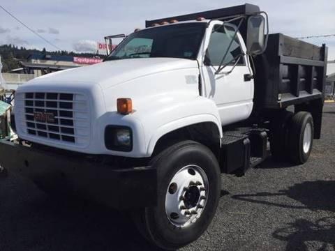 1999 GMC TOPKICK for sale at DirtWorx Equipment - Trucks in Woodland WA
