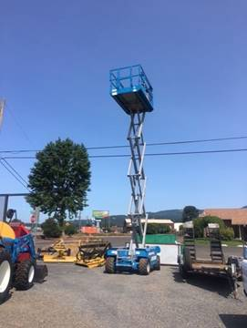2019 Genie 2668 RT for sale at DirtWorx Equipment - Used Equipment in Woodland WA