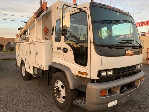 1997 GMC T6500 for sale in Woodland, WA