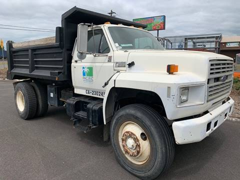1991 Ford F-800 for sale in Woodland, WA