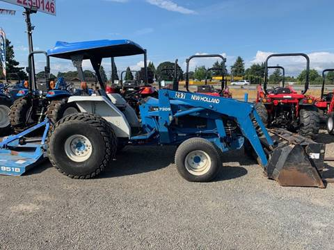 2001 New Holland 2120 for sale in Woodland, WA