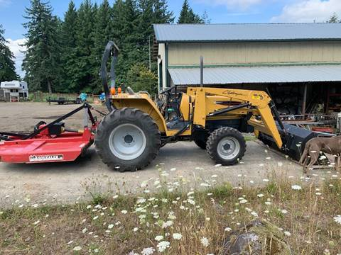 2005 Caterpillar Challenger MT295 for sale in Woodland, WA