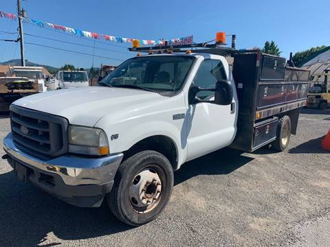 2003 Ford F-450 for sale in Woodland, WA