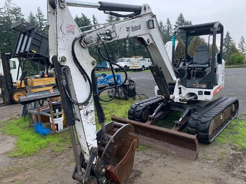 2007 Bobcat 337G for sale in Woodland, WA