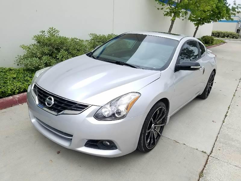 2011 Nissan Altima 2 5 S In San Diego Ca Mr Auto Sales