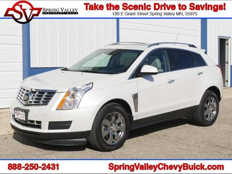 SUV For Sale in Spring Valley, MN - Spring Valley Chevrolet Buick