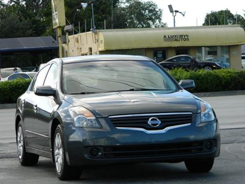 2009 Nissan Altima for sale in West Park FL