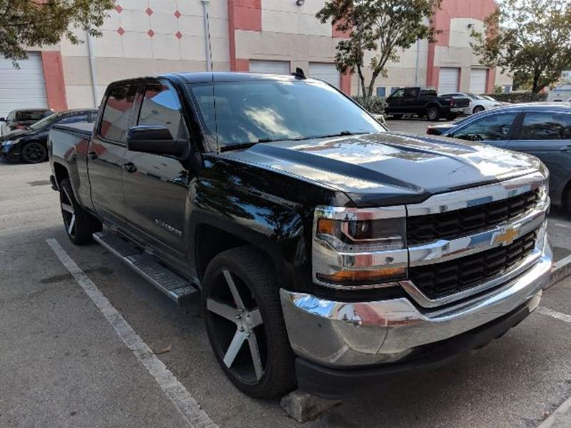 double pre used lt w wheel truck four owned inventory chevrolet drive silverado cab in