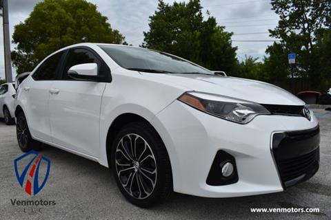 2014 Toyota Corolla For Sale >> 2014 Toyota Corolla For Sale In Huntingtown Md Carsforsale Com