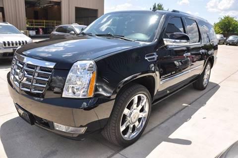 2011 Cadillac Escalade ESV for sale in Austin TX